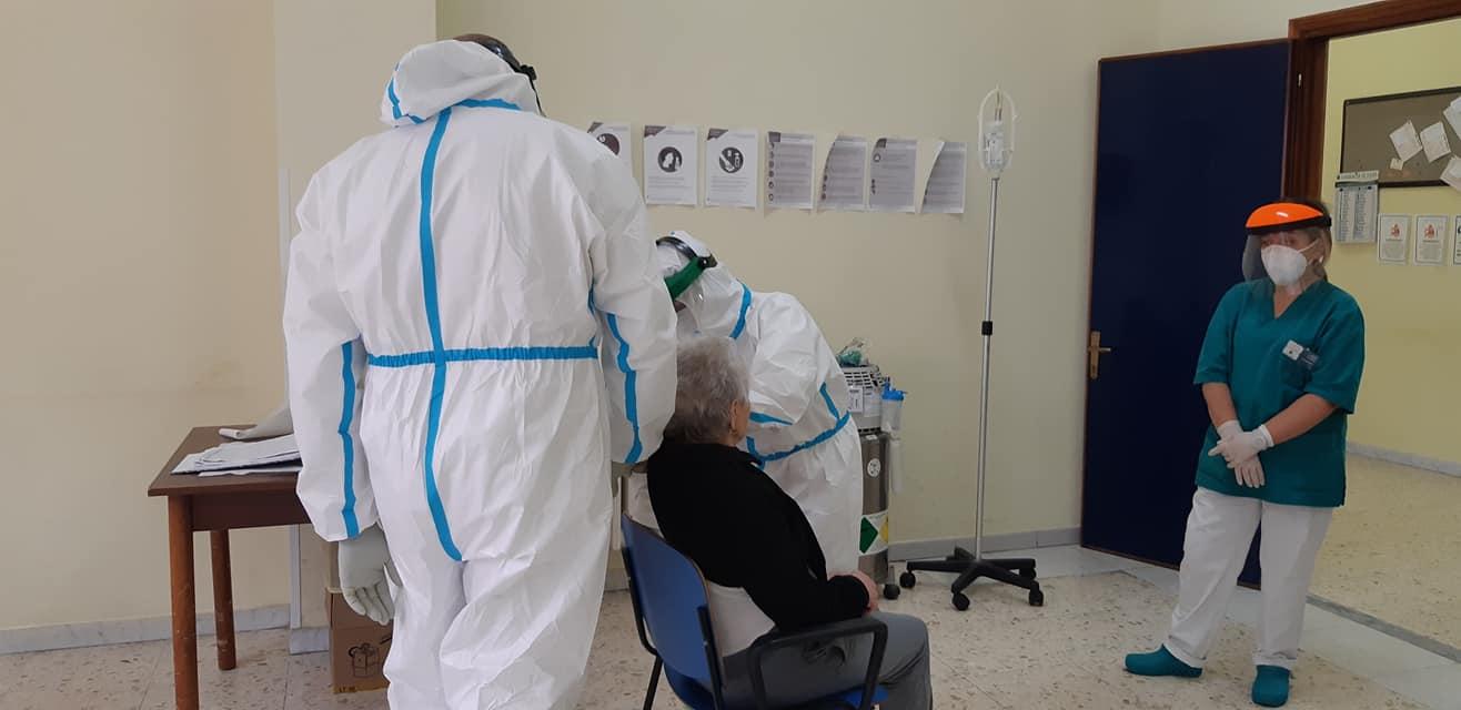 La Siritide - 14/01/2021 - Vaccino anti covid: continuano ...